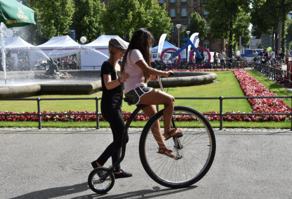 Monnem Bike Festival am 10. und 11. Juni