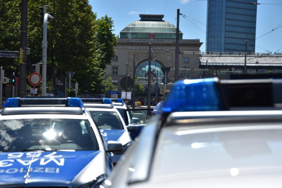 Mannheim-Innenstadt: Polizei schließt Wettbüro in den G-Quadraten nach verbotenem Glückspiel