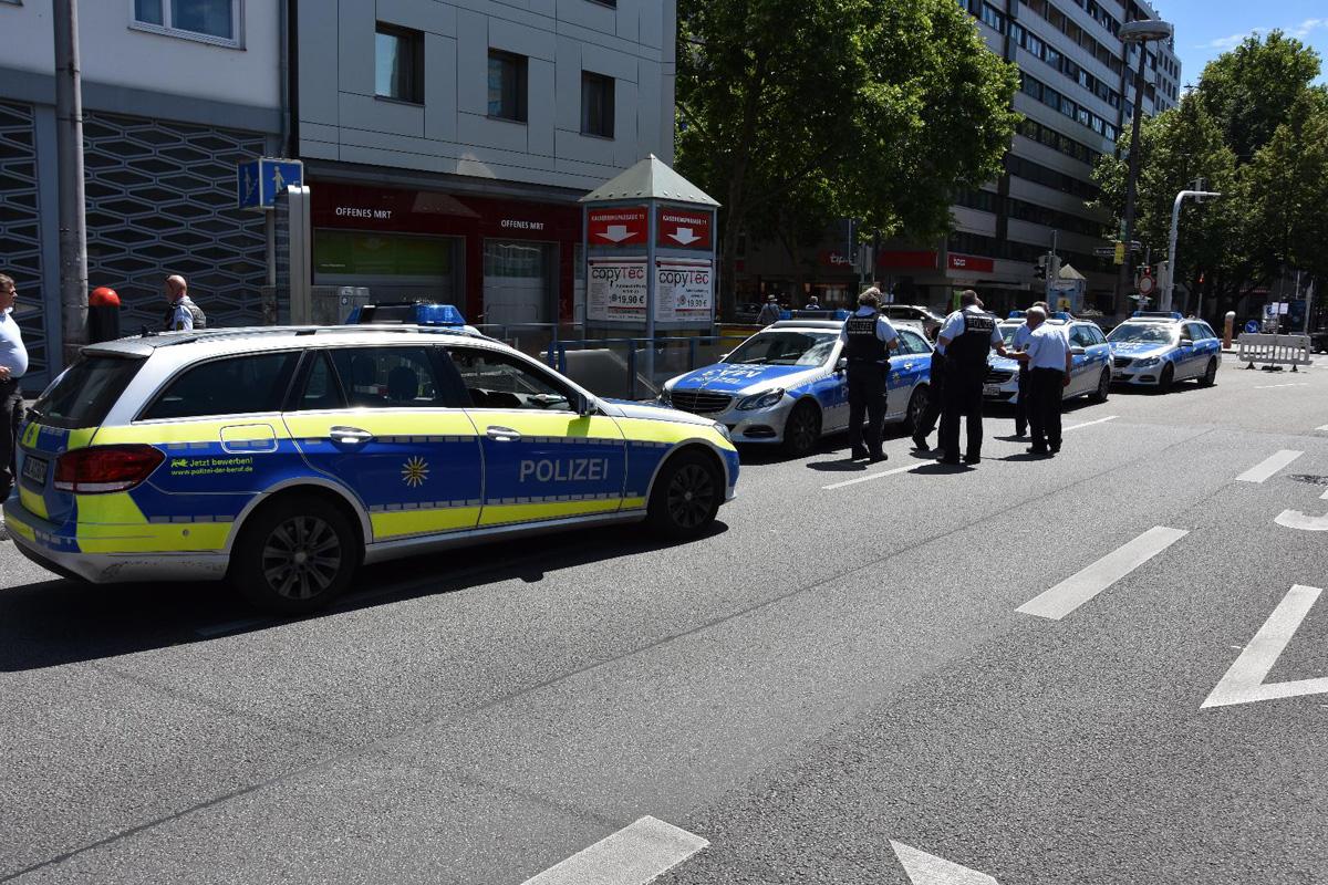 CDU Baden-Württemberg will Freiwilligen Polizeidienst ...