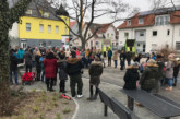 Sandhofen: Neuer Spielplatz in der Kriegerstraße eröffnet