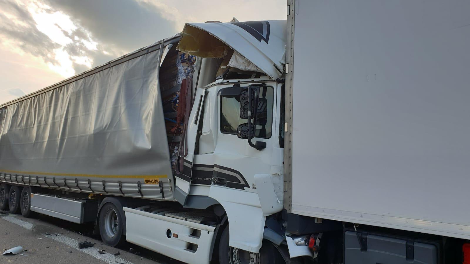 St. Leon: Schwerer Unfall auf der A5 (mit Fotostrecke)