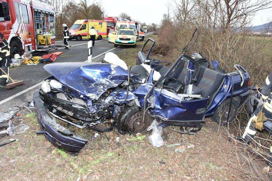 St.Ilgen: Schwerer Unfall auf B3 (mit Fotostrecke)