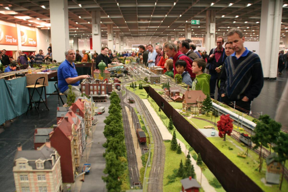 Modellbahn-Anlagen zur Faszination Modellbahn Mannheim 2019 stellen sich vor (mit Fotostrecke)