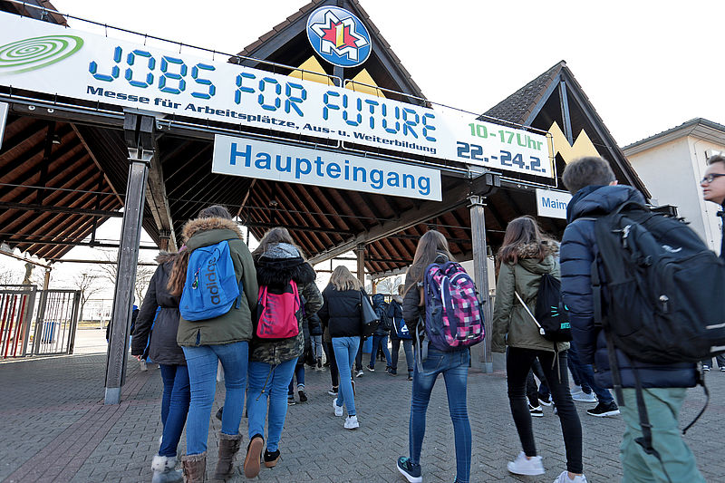 Mannheimer Jobs for Future: Hier gibt es Chancen für alle!
