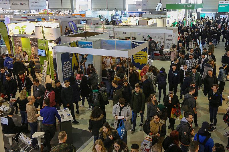 Mannheim: Jobs for Future läuft noch bis Samstag