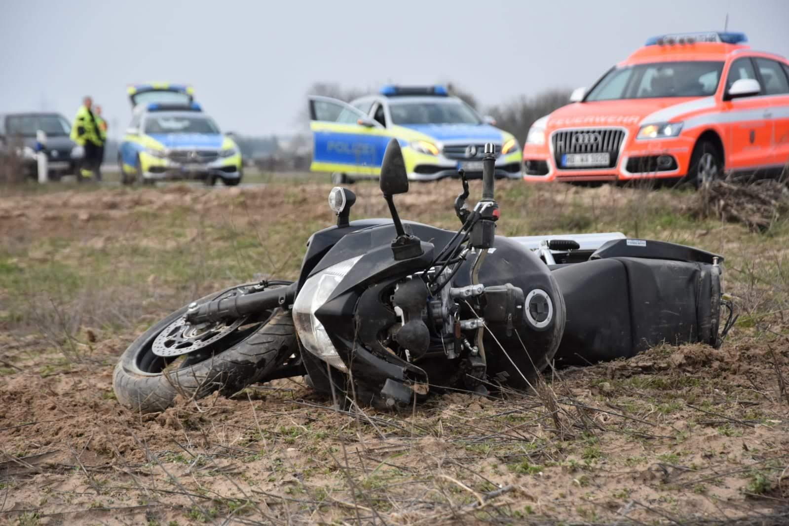 Walldorf: Tödlicher Unfall auf L598 (mit Fotostrecke)