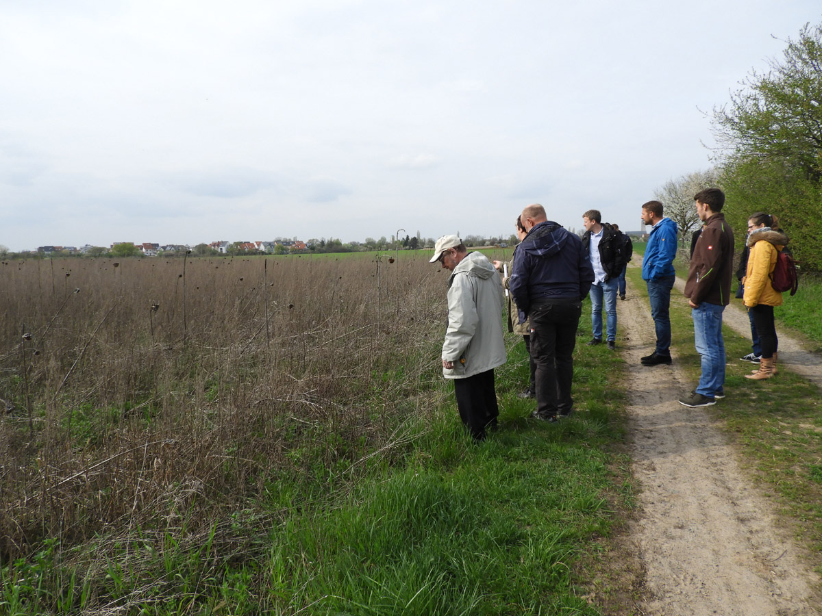 Mitgliederversammlung des Landschaftserhaltungsverband Rhein-Neckar e.V. in Hockenheim
