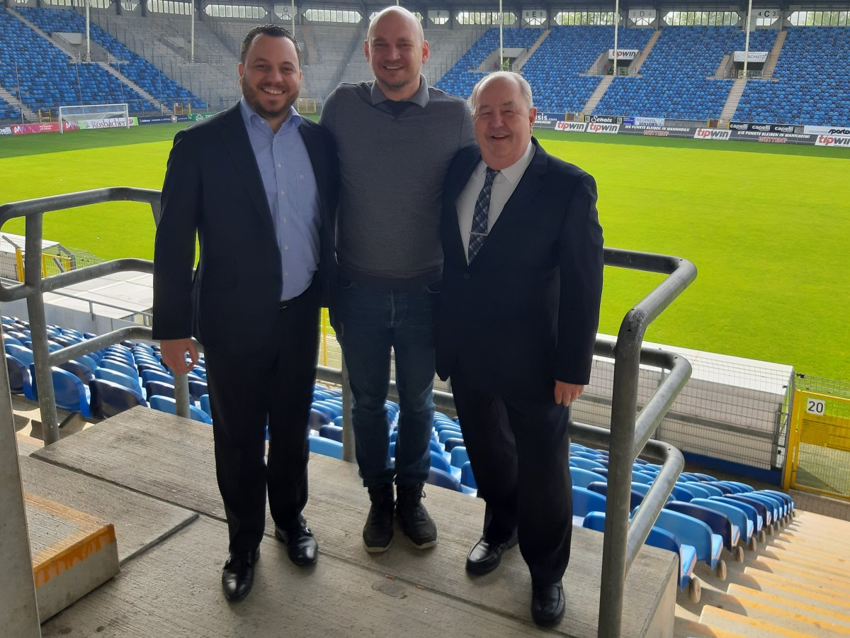 Selgros Cash & Carry Mannheim ist neuer Business Partner des SV Waldhof
