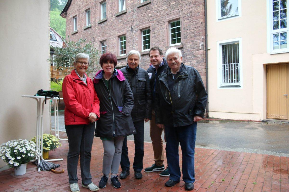 Weinheim: An Pfingsten klappern wieder die Mühlen