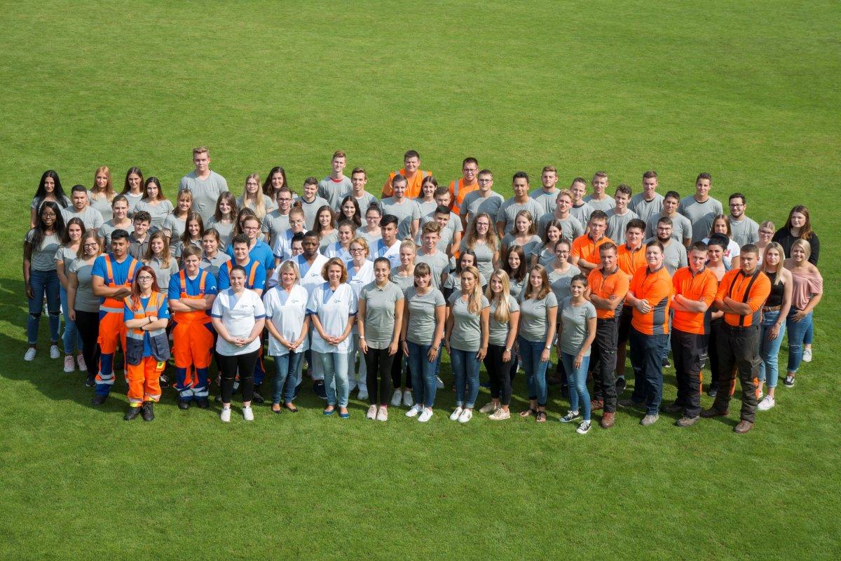 Vielseitig und zukunftssicher:Ausbildung beim Landratsamt Rhein-Neckar-Kreis