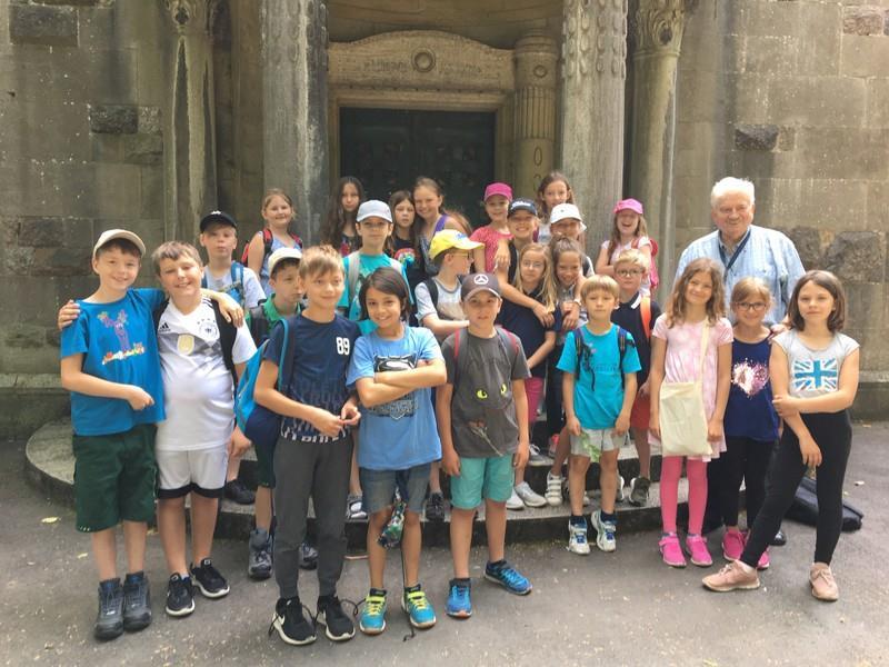 Weinheim: Naturdiplom begeistert Kinder