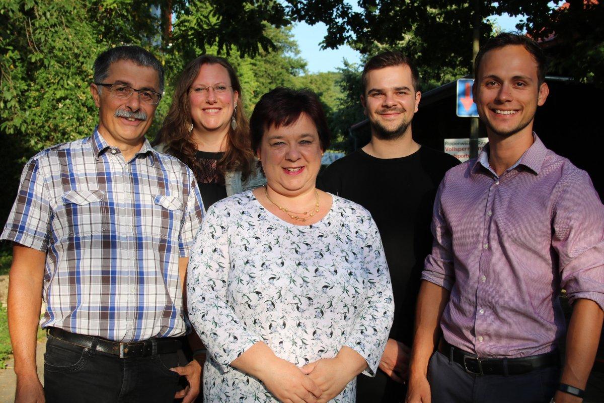 Ortschaftsrat nun auch in Ritschweier im Amt – Karl-Friedrich Kippenhan als Ortsvorsteher bestätigt