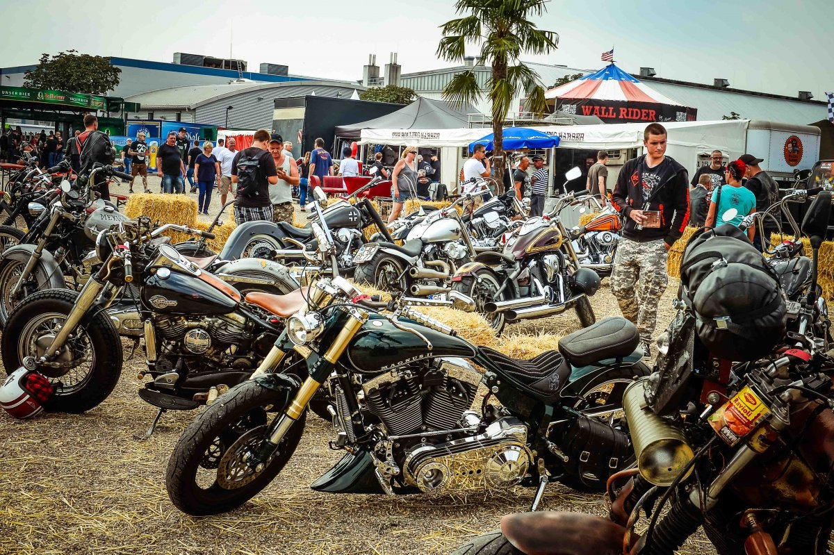 CUSTOMBIKE SUMMER DAYS – Motorrad meets Music in Mannheim