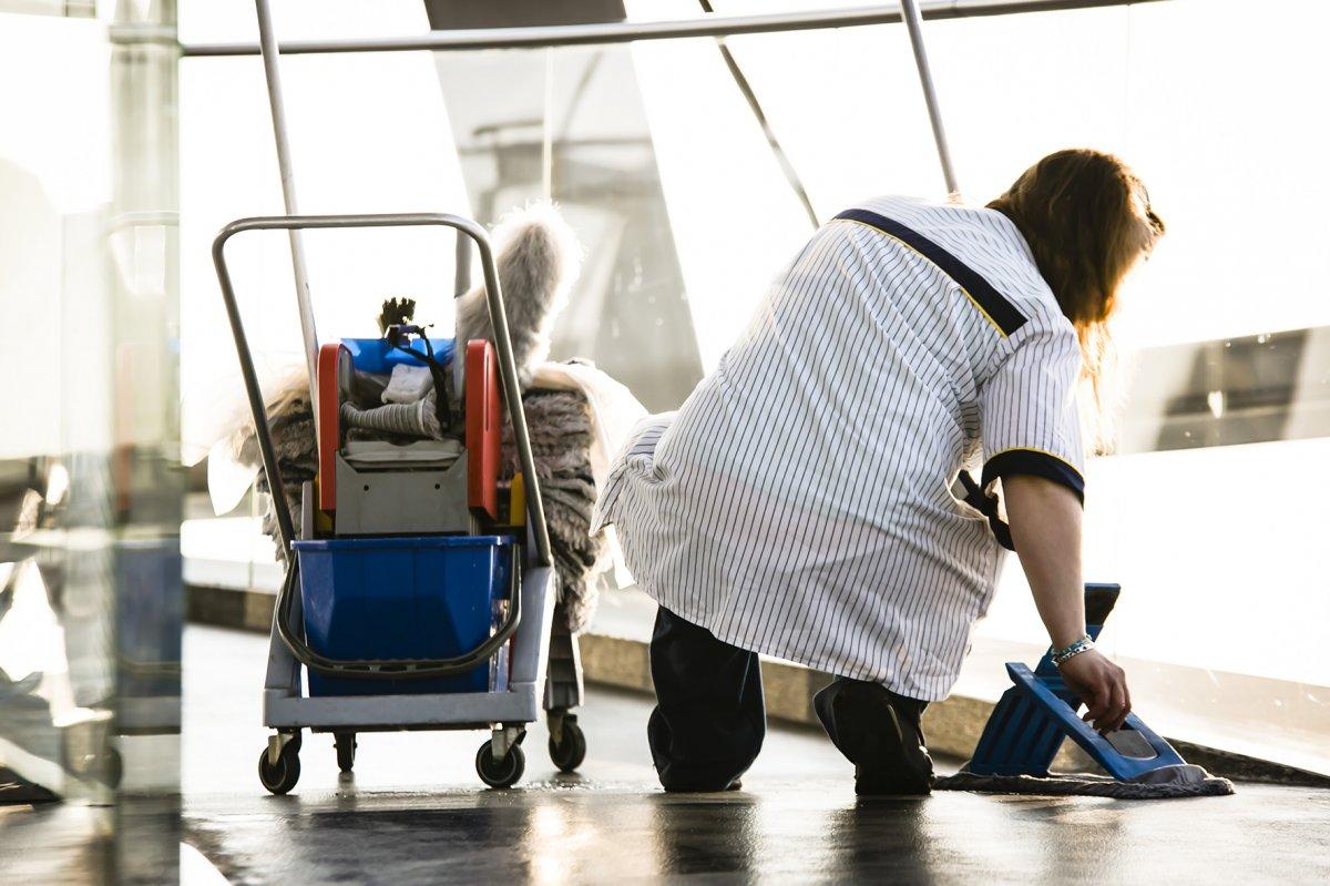 IG BAU appelliert an Reinigungskräfte: Keine schlechteren Arbeitsverträge unterschreiben