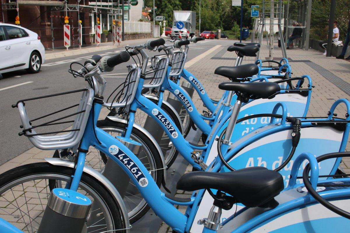 """Weinheim: """"Nextbike"""" kommt gut voran"""