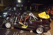 Mosbach-Neckarelz: Unfall mit zwei Schwerverletzten