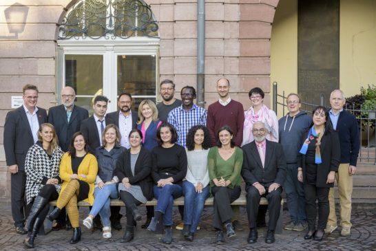 Heidelberg: Der neue Migrationsbeirat nimmt die Arbeit auf