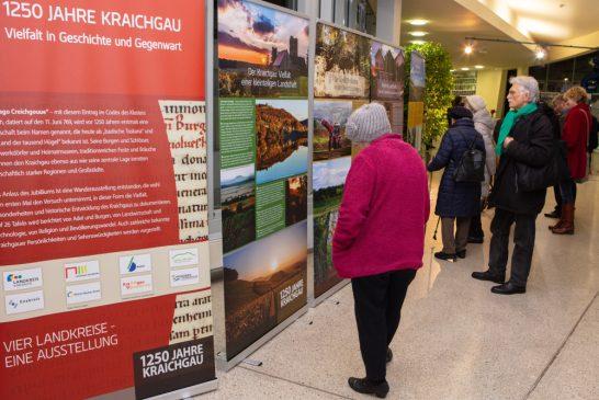 Ausstellung Kraichgau Eröffnung