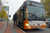 Mannheim: Neue Buslinie 65 verbindet Jungbusch und Glückstein-Quartier