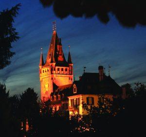 Das Weinheimer Schloss