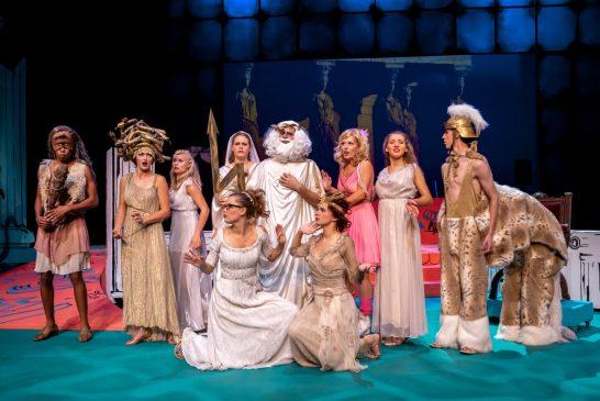 Theater im Pfalzbau Ludwigshafen präsentiert XANADU