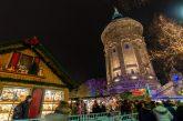 Halbzeit-Trends auf dem Mannheimer Weihnachtsmarkt am Wasserturm