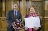 Hilde-Domin-Preis für Literatur im Exil 2019 der Stadt Heidelberg an Natascha Wodin verliehen
