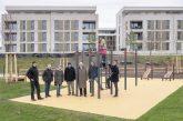 Neue Spiel- und Sportfläche für Jugendliche in Heidelberg