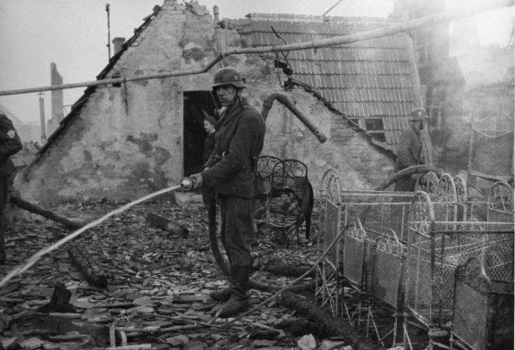 Die Mannheimer Feuerwehr in der NS-Zeit – Suche nach Dokumenten und Bildern