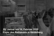 Heidelberg: Fotografie-Ausstellung im Rathaus: Spuren jüdischen Lebens in Heidelberg