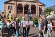 Weinheimer Tourist-Info gibt neues Stadtführungsprogramm heraus – Ab März regelmäßig: Altstadt freitags, Exotenwald sonntags
