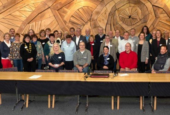 Beratung und Aktionen für die Öffentlichkeit: Der Inklusionsbeirat Rhein-Neckar-Kreis hat offiziell seinen Dienst aufgenommen