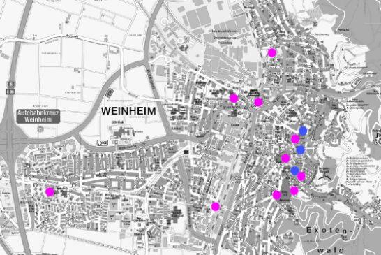 Mehr freies WLAN in Weinheim