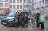 Ab sofort gibt es in Heidelberg ein Rollstuhl-Taxi