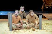 Theater im Pfalzbau Ludwigshafen: Götz von Berlichingen im März
