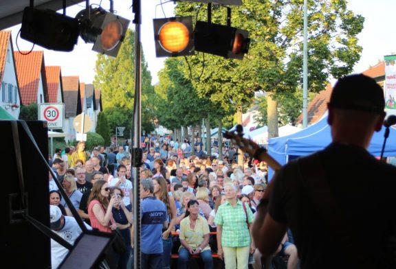 Weststadtfest am 20. Juni in Weinheim - Anmeldung für Bands und Teilnehmer