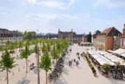 """Schwetzingen: Beispielhaftes Bauen 2009-2019"""" - Schlossplatz erhielt Auszeichnung"""