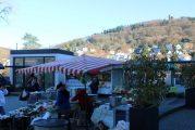 Weinheimer Bauernmarkt zieht für die nächsten Wochen auf den Dürreplatz um