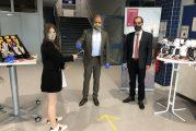 Zum Schulstart: Mehr als 56.000 Masken für die Heidelberger Schulen