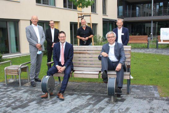 Neue GRN-Klinik Weinheim: Qualitäts-Check kurz vor dem Umzug