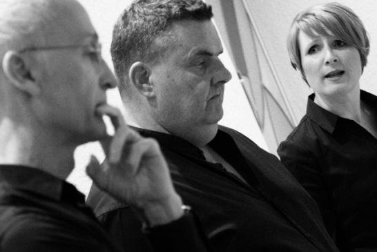 Goethes Klassiker mit Weinheimer Schauspielern am 2. August beim Kultursommer im Schlosshof