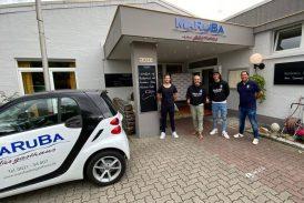 SVW: MaRuBa das Gasthaus verlängert Business Club Partnerschaft