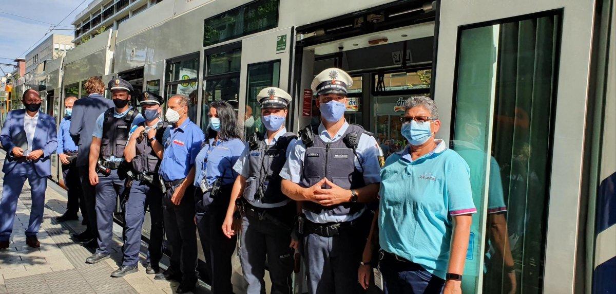 Maskenpflicht Mannheim