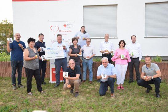 SV Waldhof und Lions Club Mannheim-Schloss unterstützen neues Projekt des DRK-Kreisverbandes Mannheim e.V. für Kinder und Jugendliche