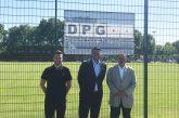 Die DPG - Deutsche Elektro Prüfgesellschaft unterstützt den SV Waldhof Mannheim ein weiteres Jahr