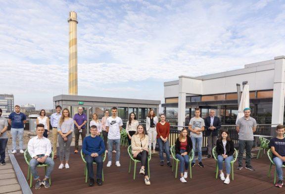 """Ausbildungsbeginn """"in verrückten Zeiten"""": 13 junge Menschen machen beim Rhein-Neckar-Kreis ihre ersten Schritte im Berufsleben"""