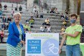 Mannheim: Preisverleihung STADTRADELN 2020