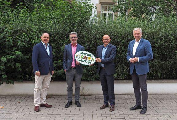Österreichische Delegation zu Besuch in Schwetzingen