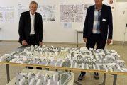 """Städtebaulich-freiraumplanerischer Wettbewerb für die """"Neue Mitte Schönau"""" in Mannheim-Schönau entschieden"""
