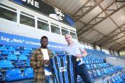 Joseph Boyamba verstärkt den SV Waldhof